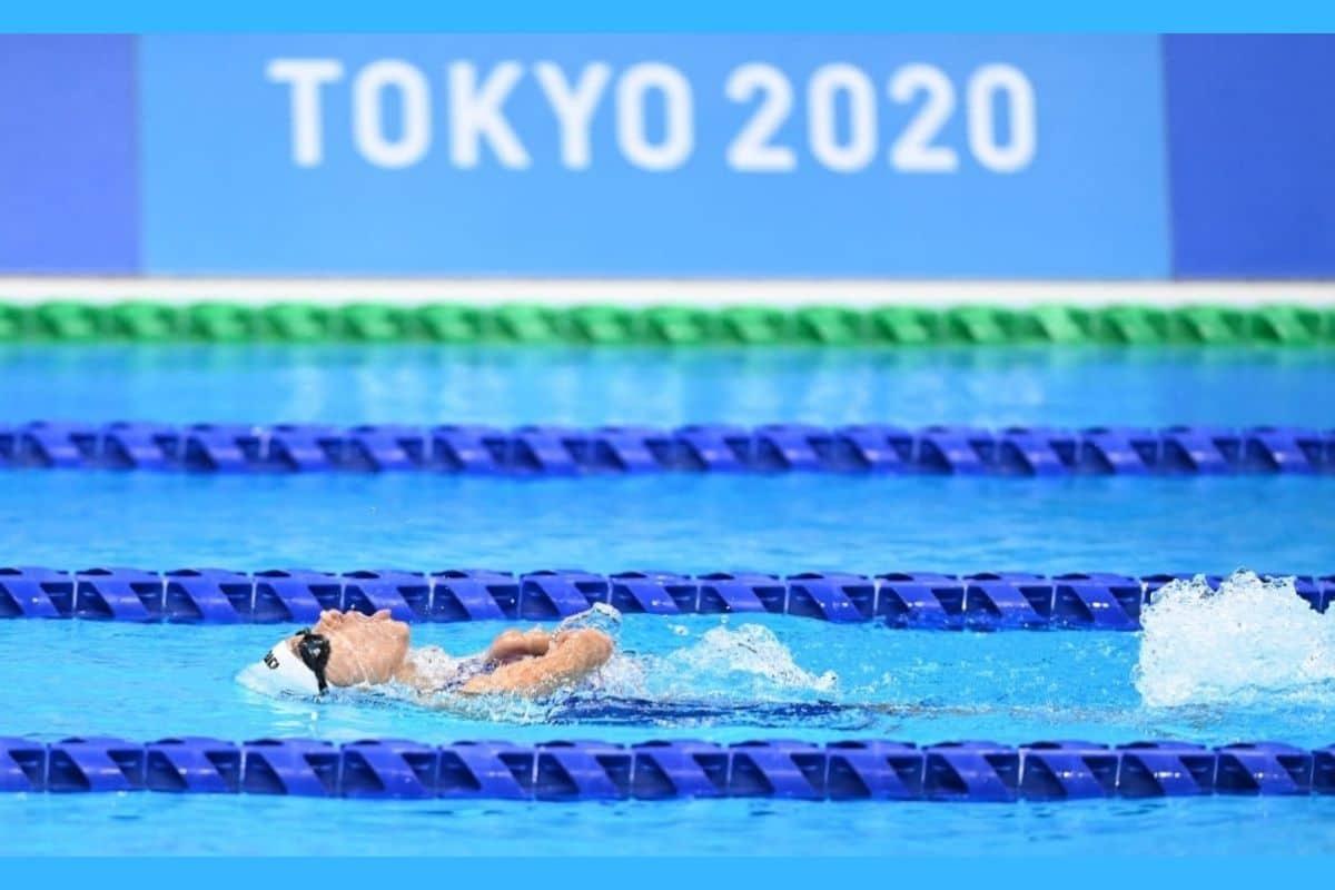 Fabiola en la final de Tokio 2020. Foto: Twitter @COPAME
