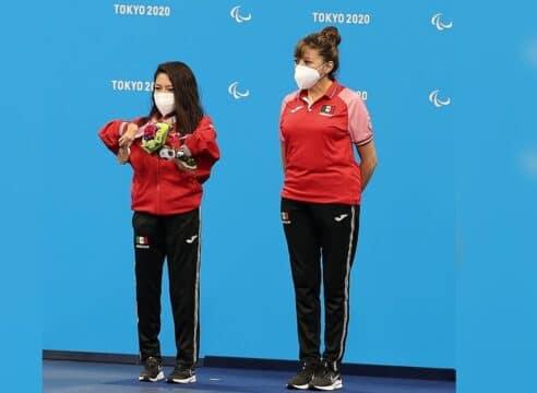 """Una madre a su hija medallista en Tokio 2020: """"Dios te siga bendiciendo"""""""