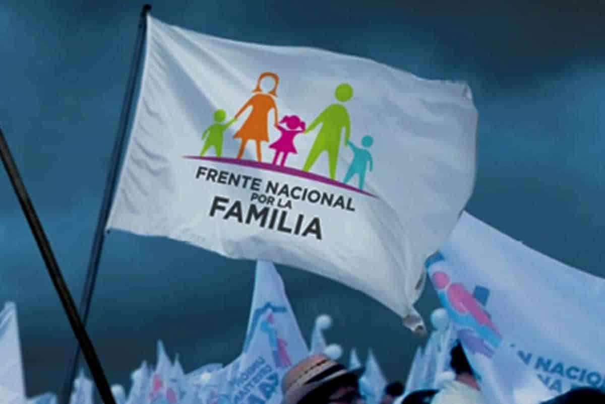 Frente Nacional por la Familia.