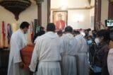 Restos del Arzobispo Hipólito Reyes descansan en la Catedral de Xalapa