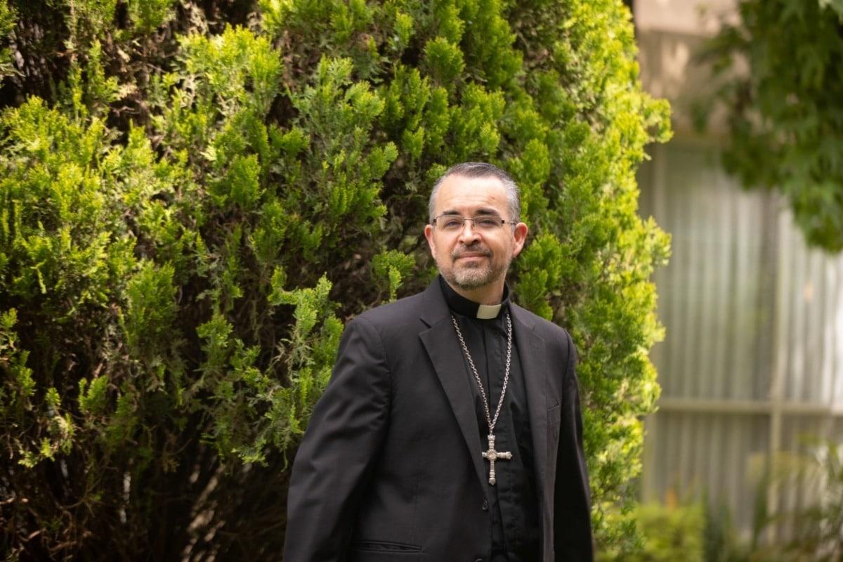 El nuevo Obispo Auxiliar de la APM recibe este 24 de agosto su Ordenación Episcopal.