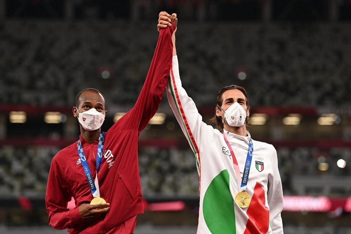 Son amigos, renunciaron al desempate y comparten el oro olímpico