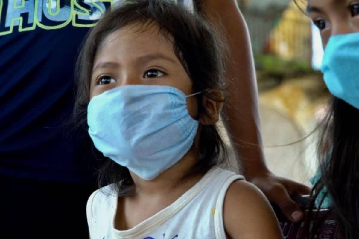 La niñez en México necesita un regreso a clases seguro. Foto: Unicef.