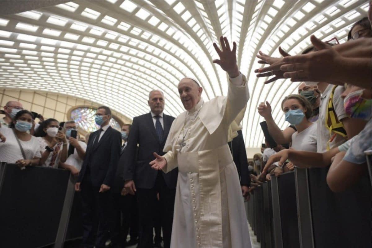5 consejos del Papa Francisco a los catequistas
