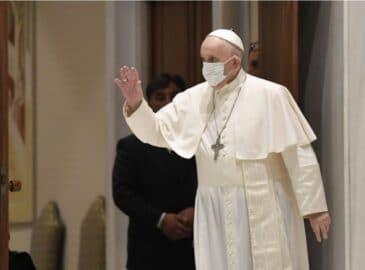 """Papa Francisco: """"Con el Evangelio no se negocia"""""""
