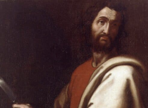 24 de agosto: La Iglesia celebra a san Bartolomé apóstol