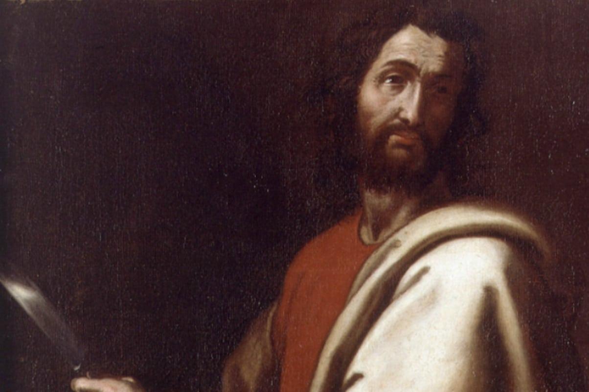 San Bartolomé apóstol.