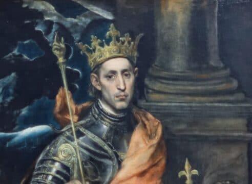 25 de agosto: San Luis, Rey de Francia, el monarca cercano a los pobres