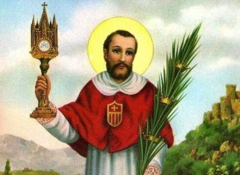 31 de agosto: La Iglesia Católica celebra a San Ramón Nonato