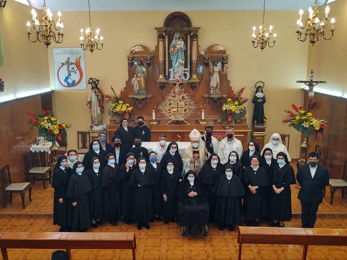 375 Siervas de María han pasado por la congregación desde su fundación en la Ciudad de México