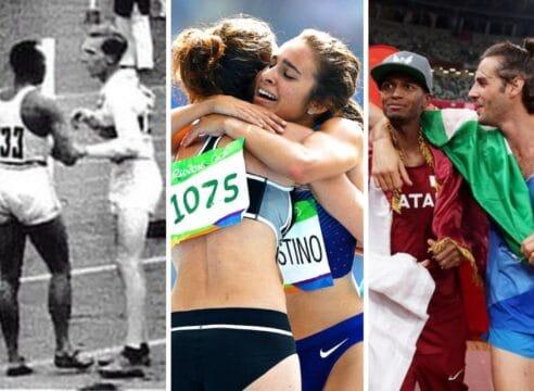 Juegos Olímpicos: 6 gestos de solidaridad porque ganar no lo es todo