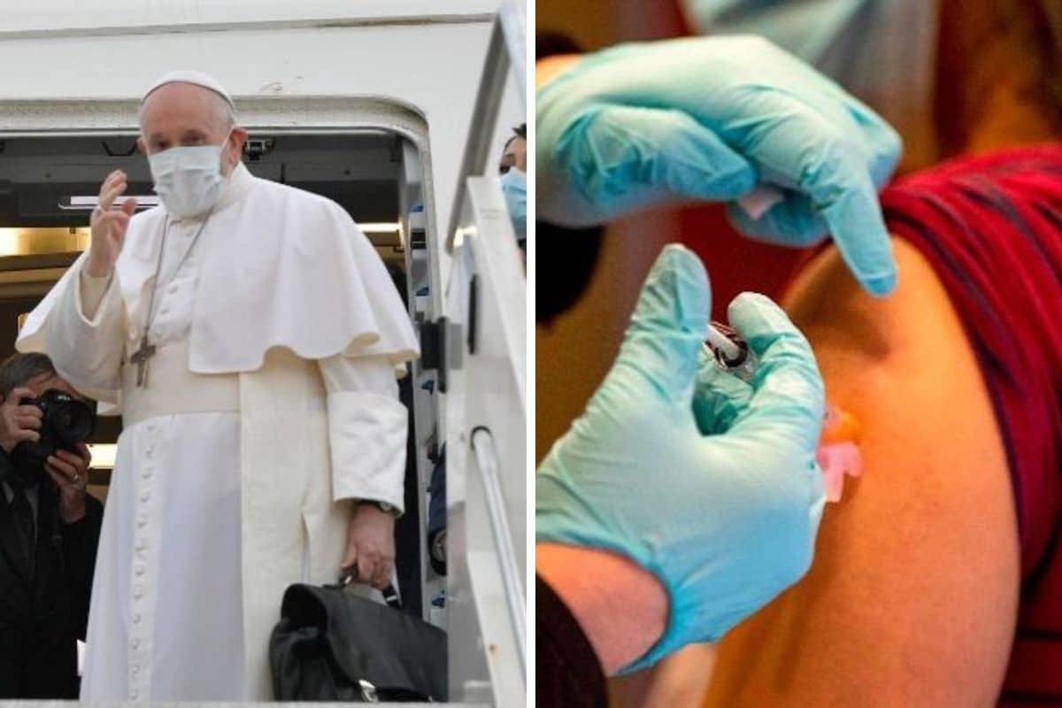 El Papa Francisco ha llamado a que las vacunas estén disponibles para todos.