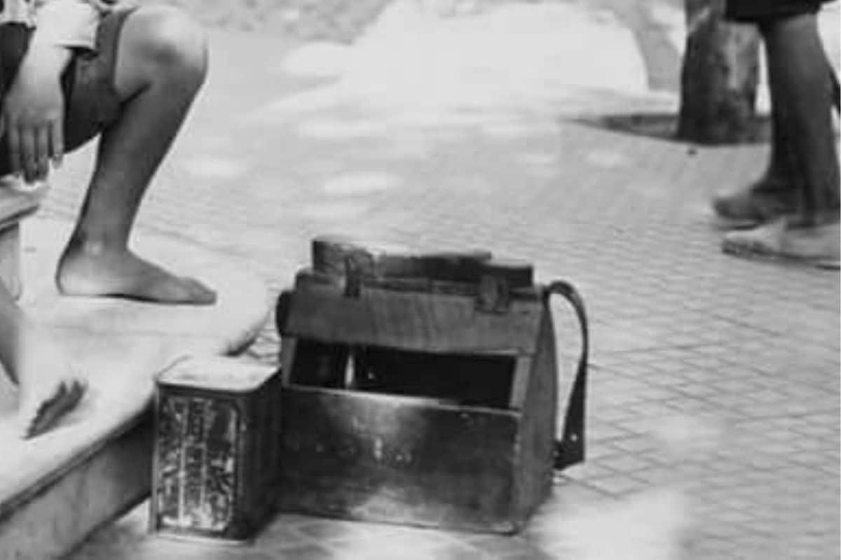 Don Noel Díaz se dedicó a bolear zapatos con tal de poder hacer su Primera Comunión.
