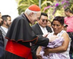 """""""Valientes y firmes en la fe"""": Mensaje del Card. Carlos Aguiar Retes"""