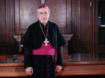 Falleció monseñor Fernando Mario Chávez, Obispo emérito de Zacatecas