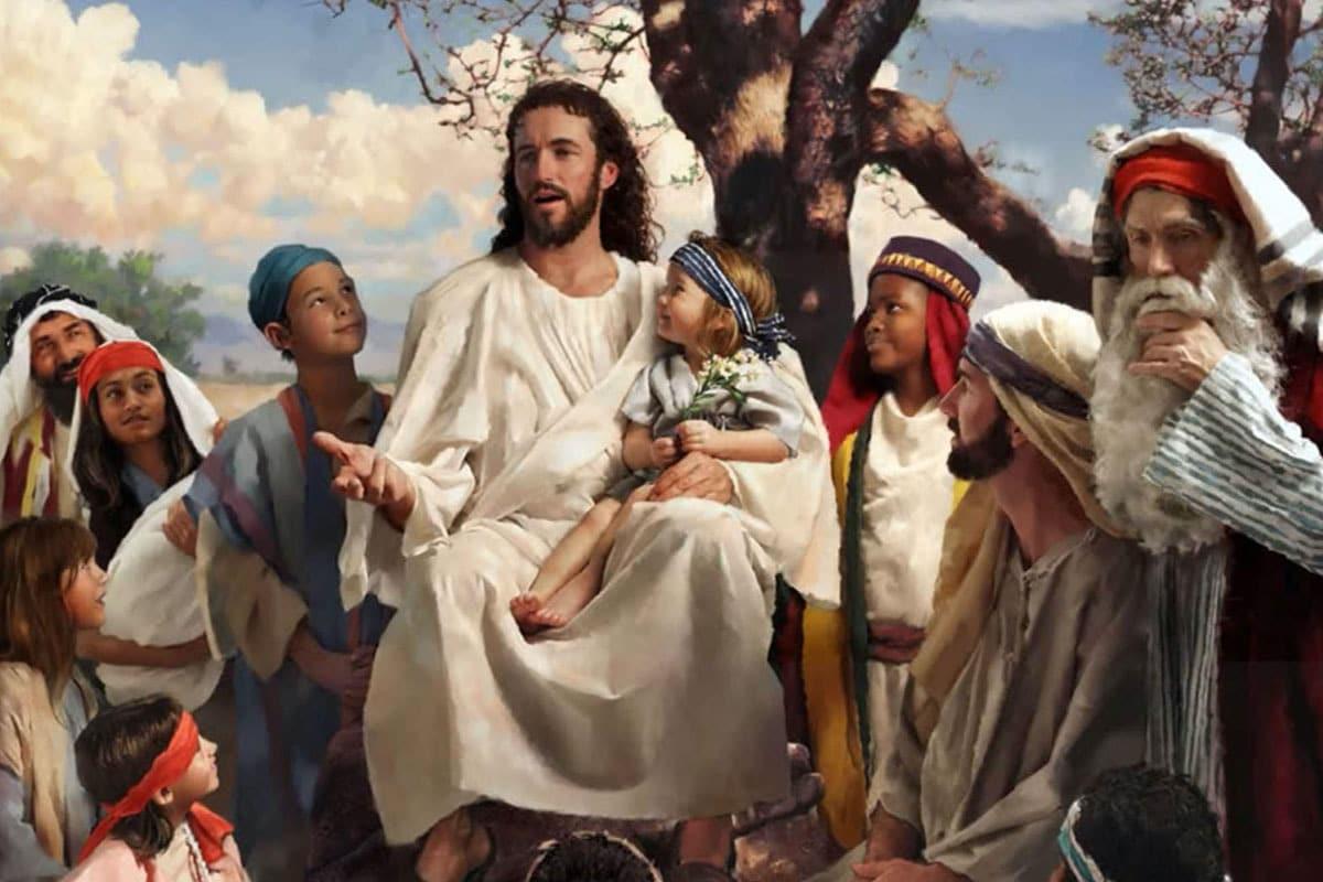 ¿Por qué los niños  son los preferidos de Jesús?