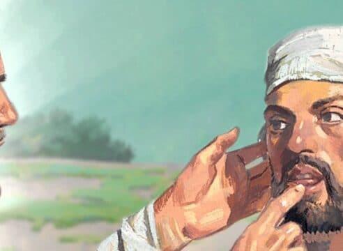 ¿Por qué Jesús utilizaba su saliva para sanar a algunas personas?