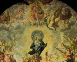 La Mujer del Apocalipsis está en la Catedral de México