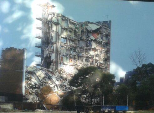 """""""Dios es grande"""": el milagro de la familia que sobrevivió al sismo de 1985"""