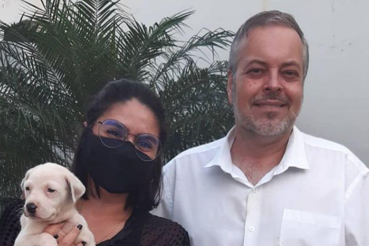 Para poder rescatar a estos animales, el padre João Paulo cuenta con un equipo de voluntarios.