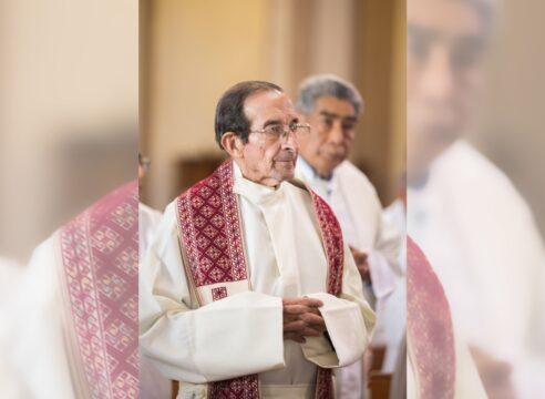 P. Sergio Román del Real, un pontífice