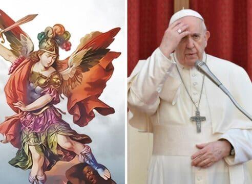 ¿Por qué debemos encomendarnos a los Arcángeles? El Papa nos explica