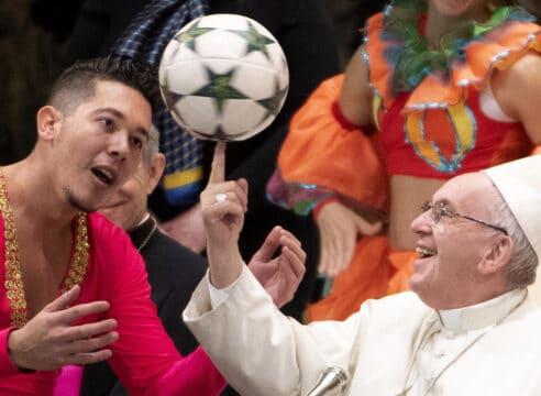 ¿Qué tan bueno era el Papa Francisco en el futbol? Su apodo lo dice todo