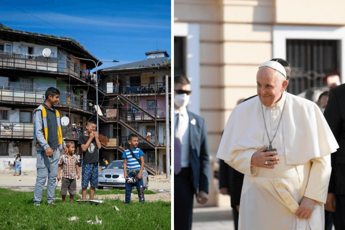 ¿Por qué es importante la visita del Papa a los gitanos de Eslovaquia?