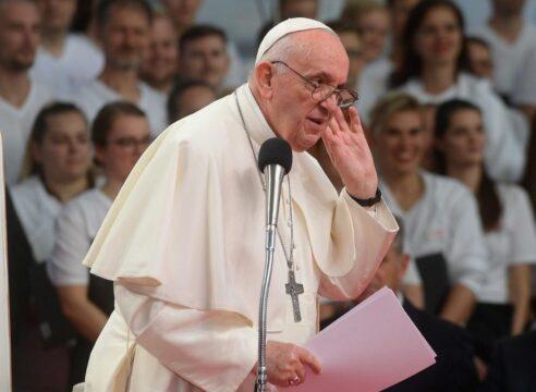 No teman amar para toda la vida, y otros consejos del Papa a los jóvenes
