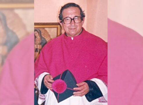 P. Sergio Román del Real, pastor con olor a oveja