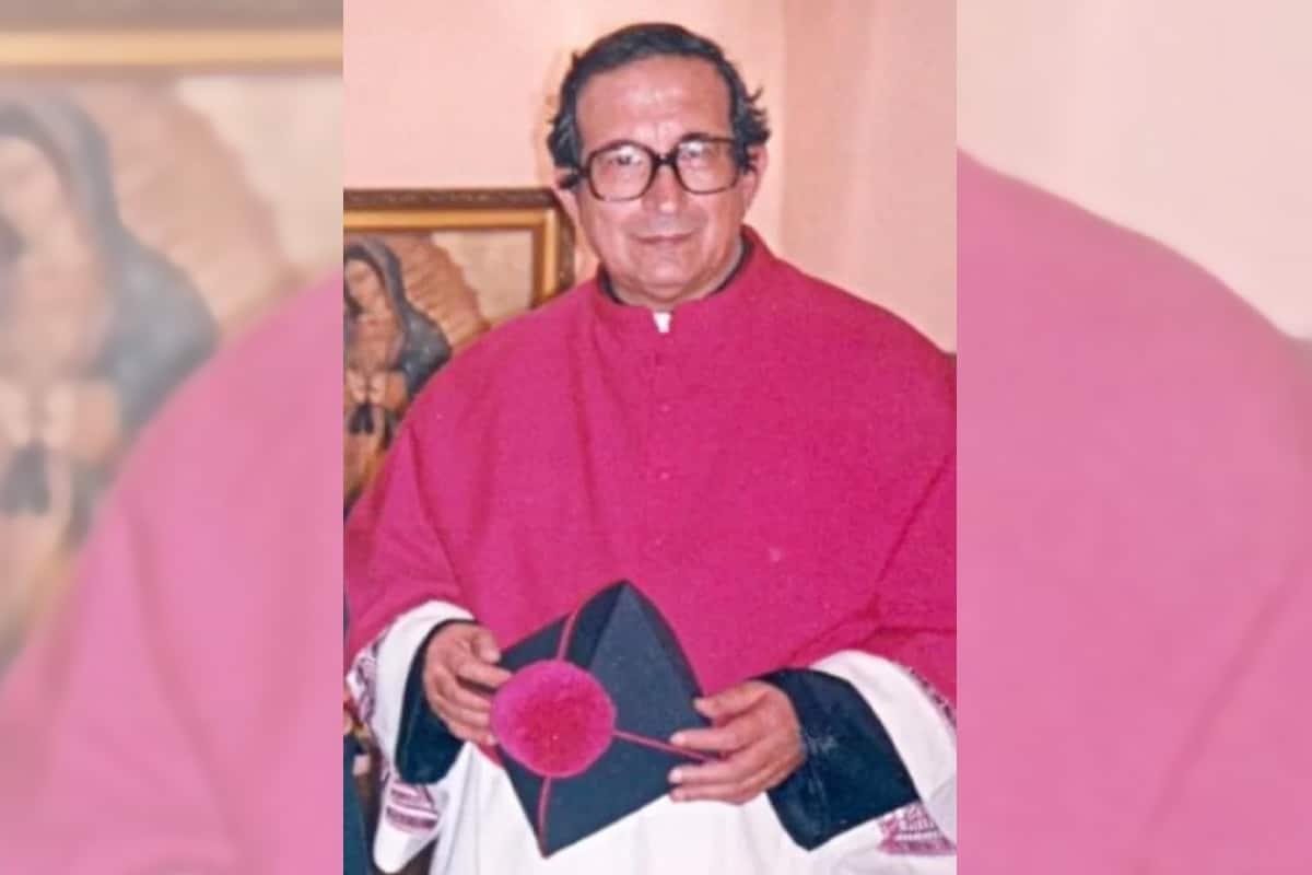 El P. Sergio Román del Real.