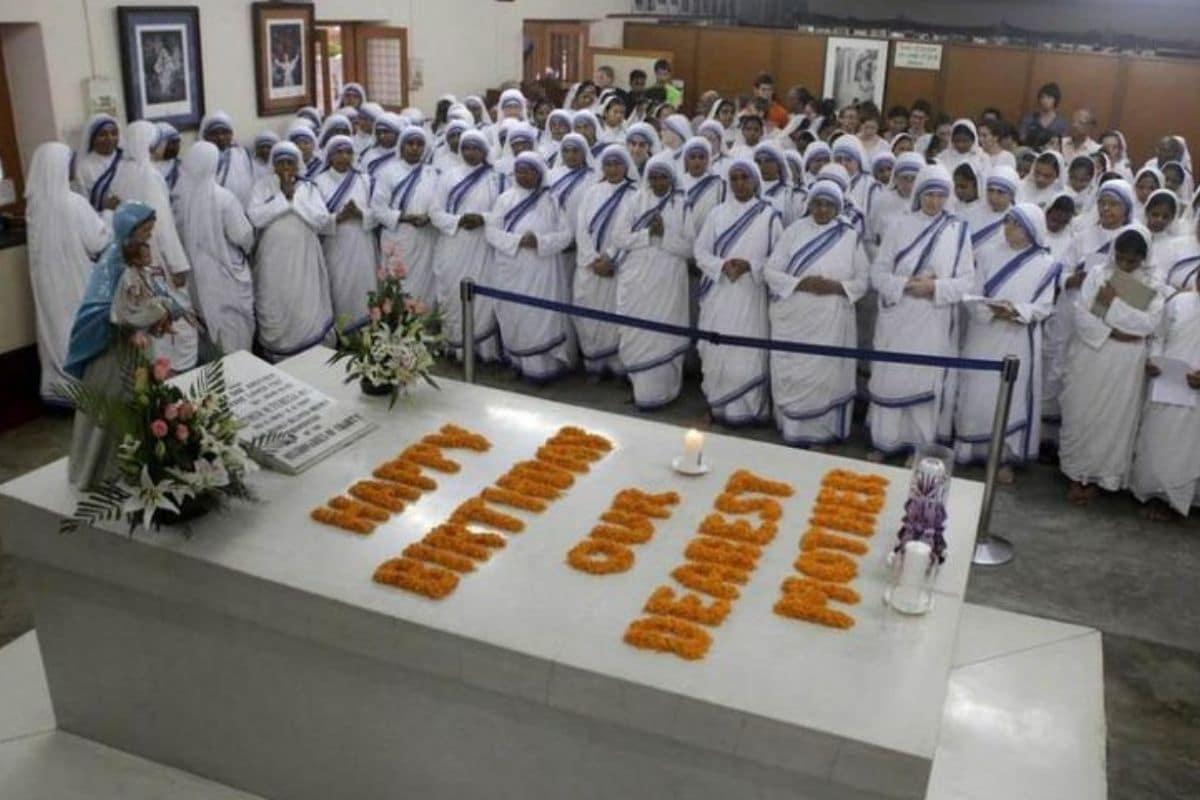 ¿Dónde está la tumba de santa Teresa de Calcuta?