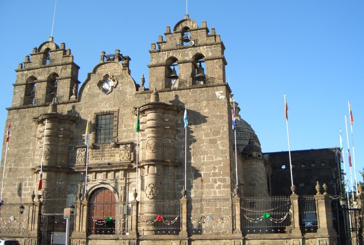 Santuario de Guadalupe en Guadalajara. Foto: Wikimedia Commons.