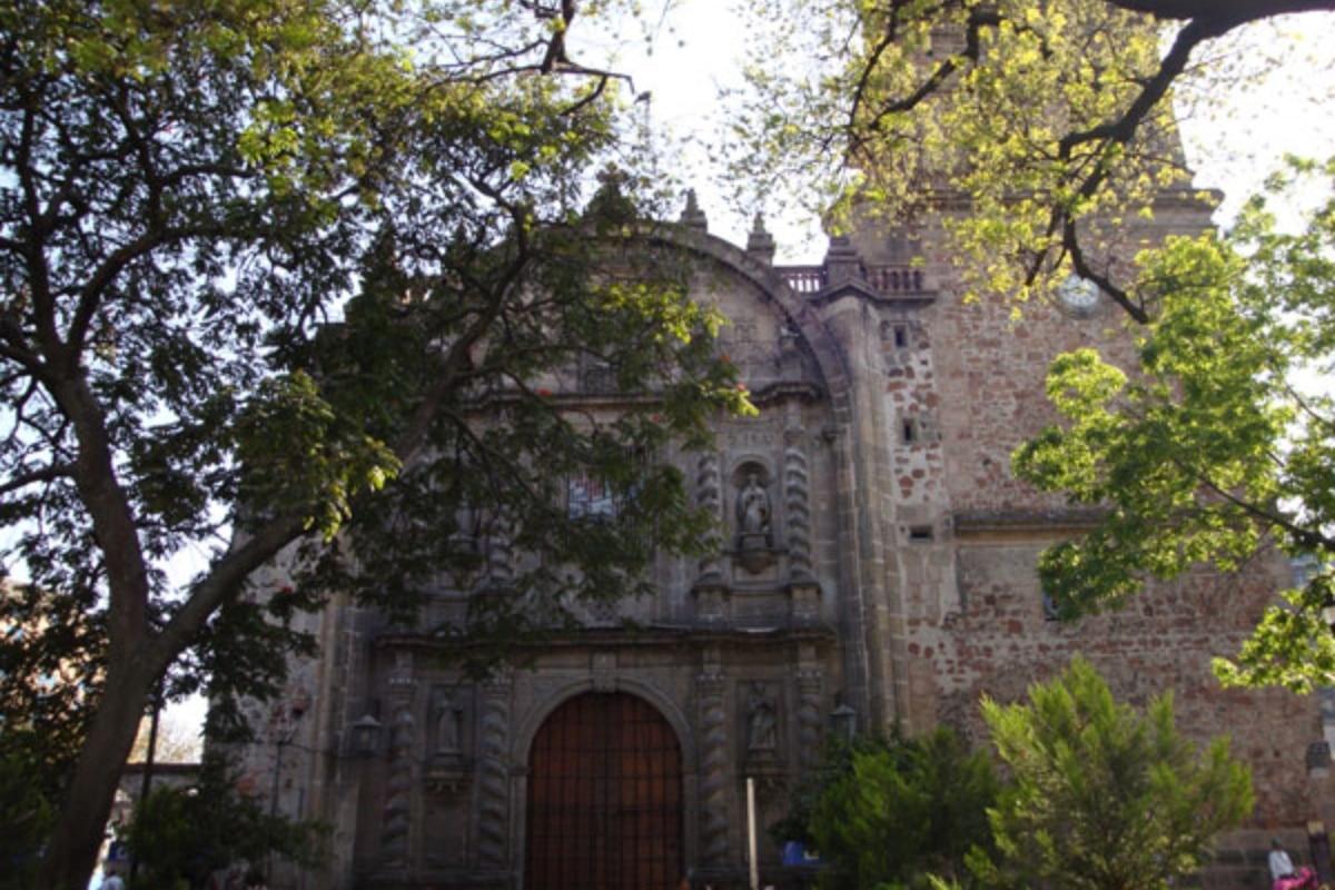 Nuestra Señora de Aranzazú en Guadalajara.