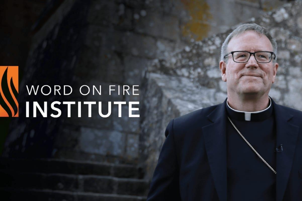 Recibe el material de Word on Fire del obispo Robert Barron, ¡gratis!