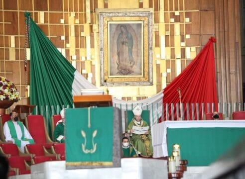 La Arquidiócesis de México inicia su Visita Pastoral 2021-2022