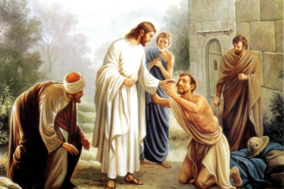 Curación de Bartimeo: Mostrar nuestra fe en Jesús