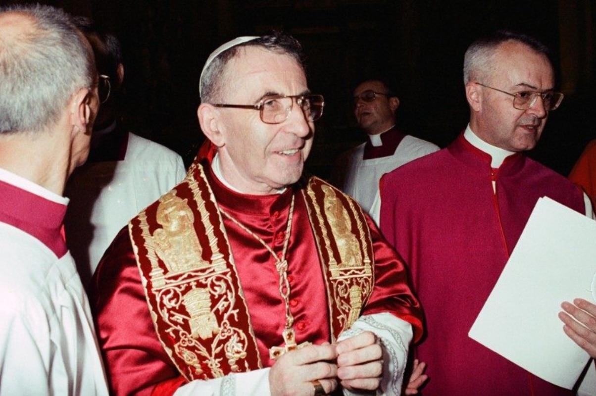 El Papa Juan Pablo I será beato, anuncia el Vaticano