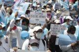 5 enseñanzas de la 'Marcha nacional por la mujer y la vida'