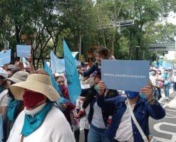 Manifiesto: Marchamos a favor de la mujer y de la vida