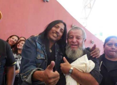 Padre Matus, el amigo de la 'banda' y los rockanroleros