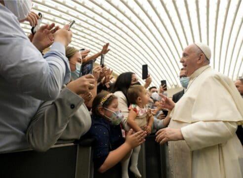 Los 2 pilares de la libertad cristiana, según el Papa Francisco