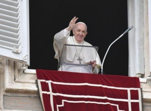 El Papa nos pide rezar esta oración para la humildad