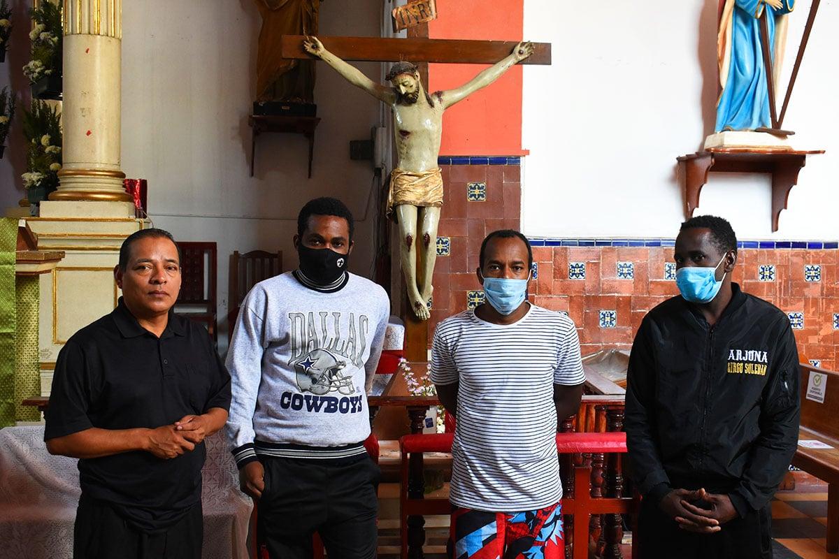De Haití a Tepito, la difícil odisea de tres familias de migrantes