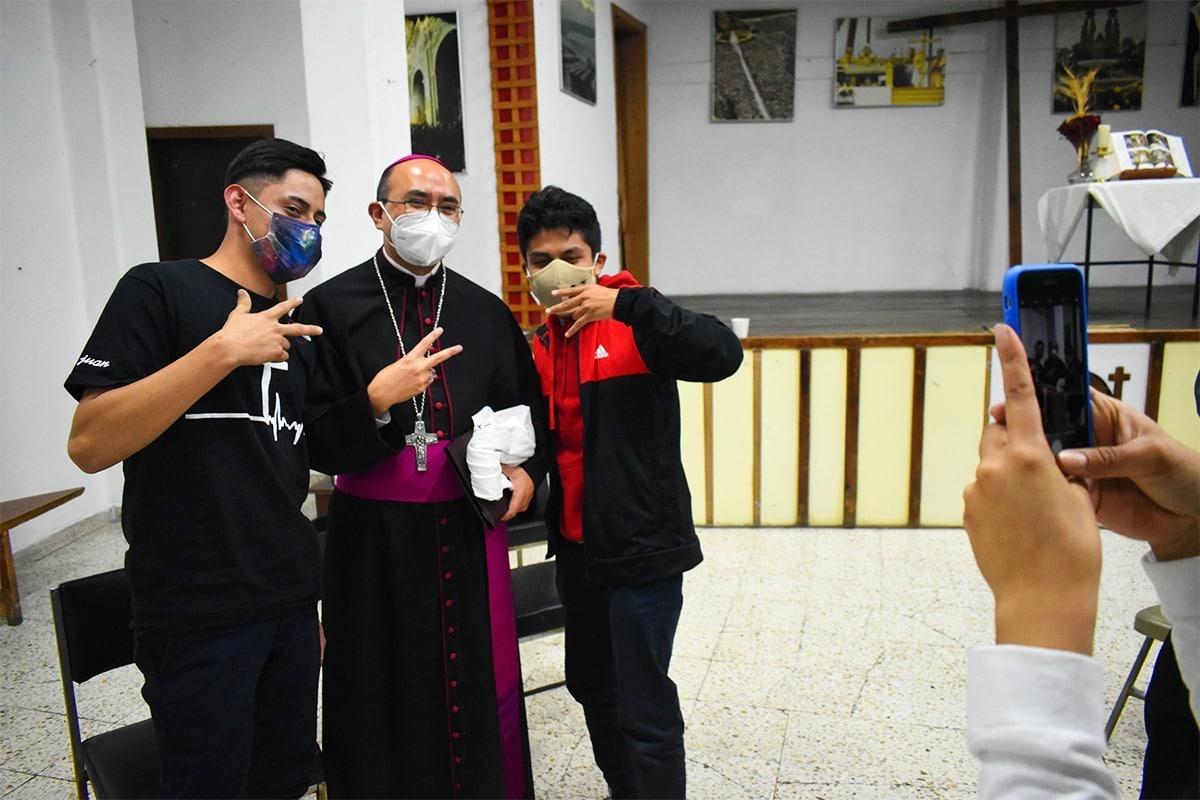 """La """"Iglesia es chida"""", y más que eso"""